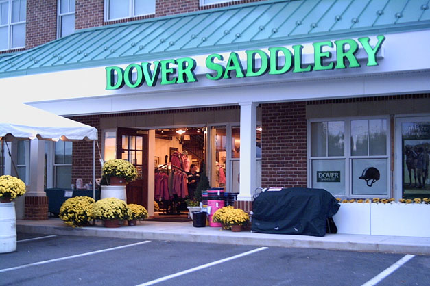 Dovery Saddlery Hunt Valley, MD storefront