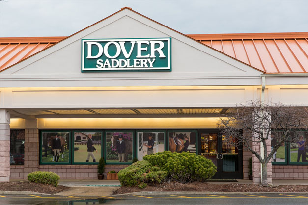 Dovery Saddlery Manchester, CT storefront
