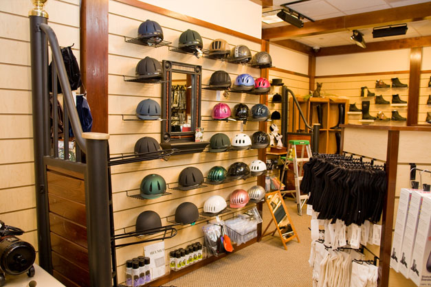 Dovery Saddlery North Kingstown, RI storefront
