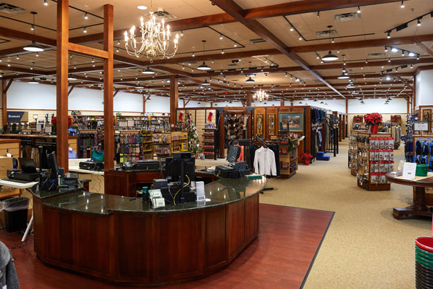 Dovery Saddlery Wellington, FL storefront